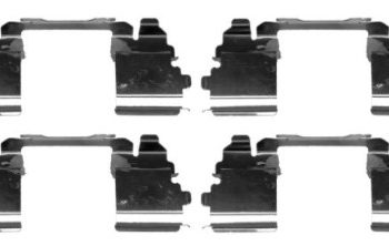 Zestaw montażowy klocka hamulcowego przód IVECO DAILY CITYS, DAILY II, DAILY III, DAILY IV, DAILY LINE, DAILY TOURYS, DAILY V, DAILY VI 2.3D-Electric 01.89-