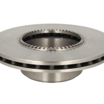 Tarcza hamulcowa tył L/P (z pierścieniem nadajnika impulsów ABS) IVECO DAILY IV 2.3D/3.0CNG/3.0D 05.06-08.11
