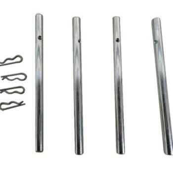 Zestaw montażowy klocka hamulcowego przód/tył IVECO EUROCARGO I-III, DAILY IV; IRISBUS DAILY TOURYS 3.0D-5.9D 01.91-