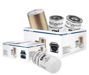 Zestaw oryginalnych filtrów do Iveco Daily silnik 3.0 Diesel. Dla wersji Euro 6. Od roku produkcji 2016-