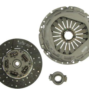 500086758 SPRZĘGŁO KPL. 280mm ZESTAW IVECO DAILY 3.0 Tarcza sprzęgła wzmocniona, podwójne nitowanie.